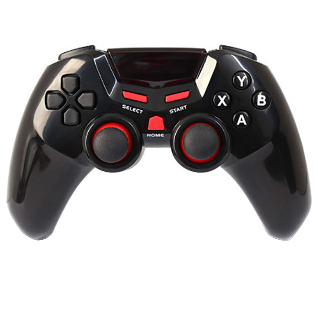 Wireless Bluetooth Controller, Support for Different Platform Games Such As Android/iOS/PC