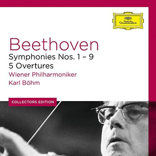 Collectors Beethoven Symphonies Nos Overtures