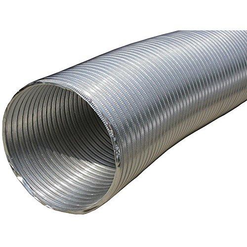 Builder's Best 110412 Semi-Rigid Aluminum Duct