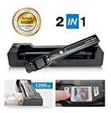 Vupoint Magic Wand Document/Photo 2-in-1 Portable