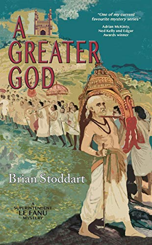 A Greater God (Superintendent Le Fanu Mysteries Book 4) ()