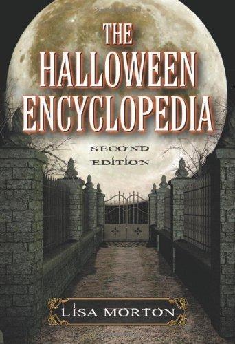 The Halloween Encyclopedia by Lisa Morton (2011-04-27)