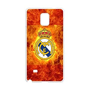 Real Madrid Phone Case For Samsung Galaxy Note 4 T277844