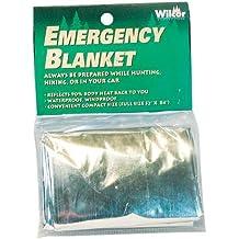 Compact Emergency Blanket, 84-inch
