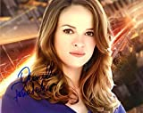 Danielle Panabaker THE FLASH In Person Autographed Photo