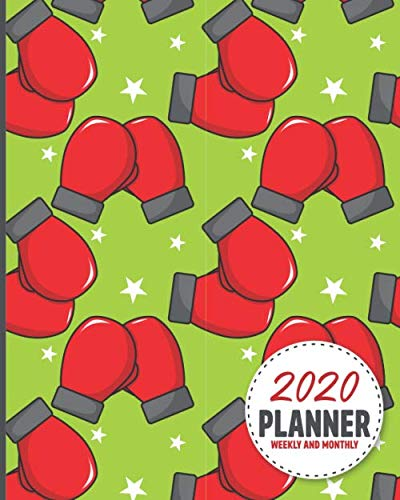 2020 Planner Weekly And Monthly: Calendar Schedule