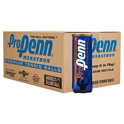 (Penn Pro Marathon XD High Altitude Tennis Ball Case)
