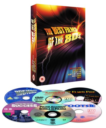 Best of the 80s - Karate Kid/Tootsie/St. Elmo's Fire [Import anglais]