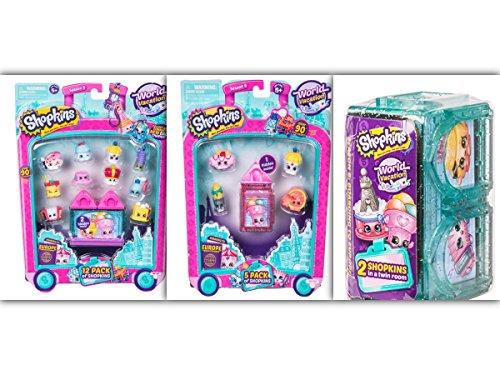 Shopkins World Vacation Europe Season 8 Shopkins Mega Gift B