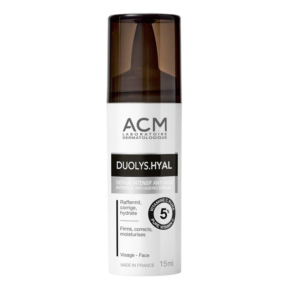 Intensive serum anti-aging vitamin C pure 5% Duolys Hyal, 15 ml, Acm