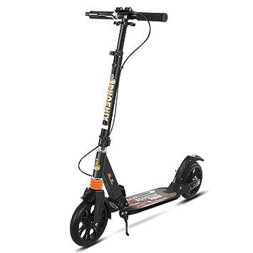 Patinetes Scooter Plegable para Adultos - Frenos De Disco, 2 ...