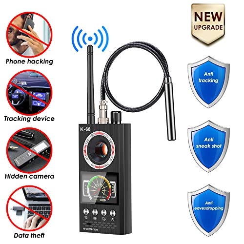🥇 Wattne Anti Spy Detector
