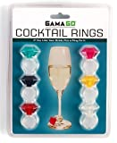 Gama Go Cocktail Ring Drink Markers