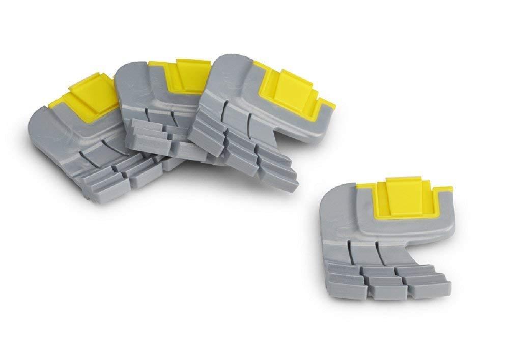 Zodiac Pool Systems R0714400 Cyclonic Scrubbing Brush44; 4 Per Pack