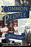 img - for Common People: The History of an English Family book / textbook / text book
