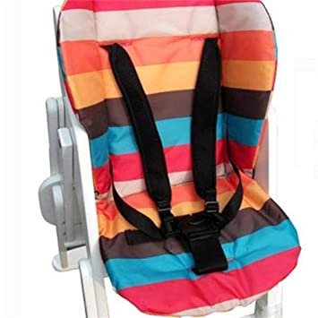 Amazon.com: Baby Carrier Bike High Chair Bicycle Seat 5 Point ...