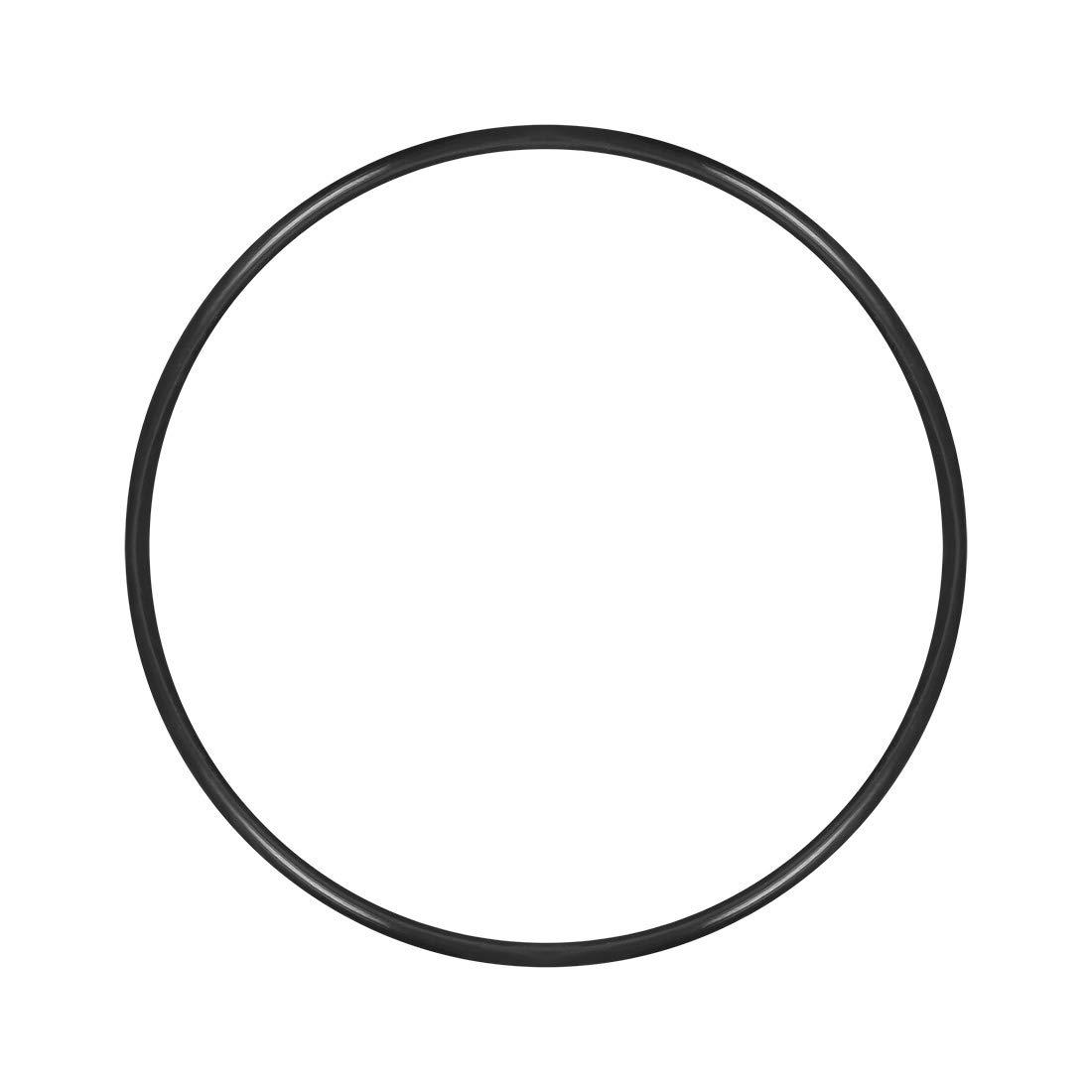 O-Rings Nitrile Rubber 136mm x 141.3mm x 2.65mm Seal Rings Sealing Gasket 1pcs
