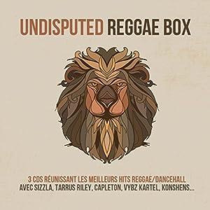 """Afficher """"Undisputed reggae box"""""""