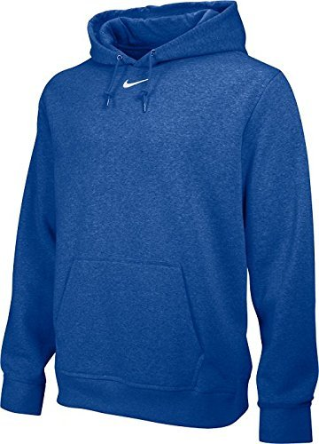 Nike Team Club Fleece Hoody - Sudadera para hombre Royal blue/White