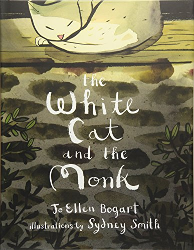 The White Cat and the Monk: A Retelling of the Poem ''Pangur Bán'' by Groundwood Books (Image #3)