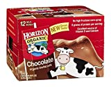 Horizon Organic Lowfat Milk Chocolate 12/8 FZ (Pack of 6)