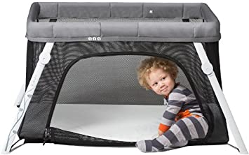 Lotus Travel Crib and Portable Baby Playard Best travel pack n play reviews and purchasing guide for 2017