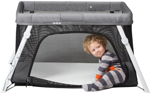 Lotus Travel Crib Portable Playard