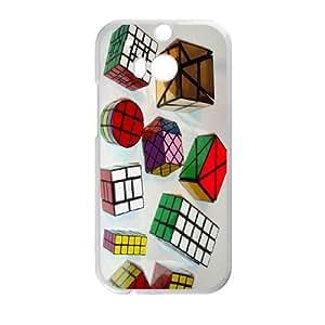 HTC One M8 Phone Case Rubik's Cube SA84259