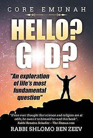 Hello? G-d?