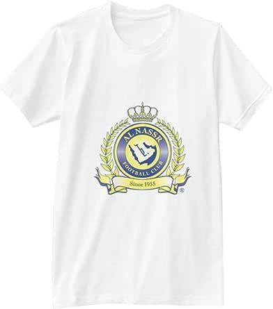 تيشرت بتصميم مطبوع للنساء - النسر سعودي FC, مقاس
