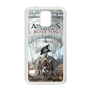 Assassins Creed Logo Phone Case For Samsung Galaxy S5 FNWT-U880852