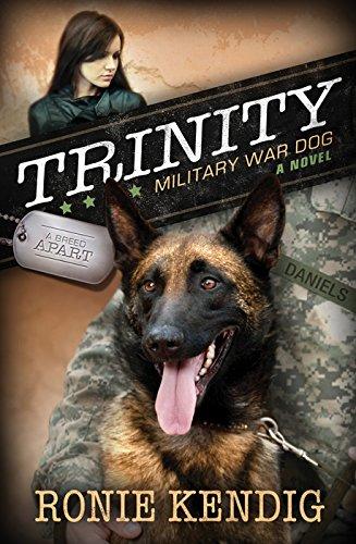 Trinity: Military War Dog (A Breed Apart) -