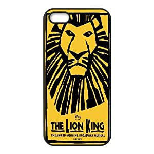 Case For Ipod Touch 4 Cover Case Theology in the Lion King, Anti Fall Case Stevebrown5v - Black