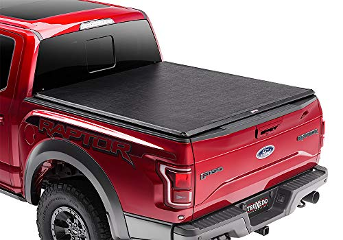 - TruXedo TruXport Soft Roll-up Truck Bed Tonneau Cover | 238601 | fits 97-98 Ford F-250 HD/350 8' Bed