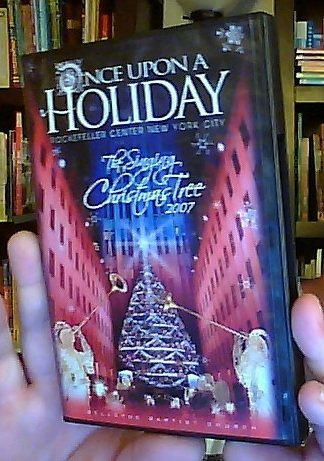Once Upon A Holiday: The Singing Christmas Tree 2007 Rockefeller Center New York City - Bellevue Baptist Church [DVD] (Singing Memphis Christmas Tree)