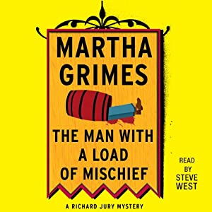 The Man with a Load of Mischief Audiobook