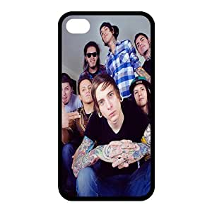 IPhone 4,4S Phone Case Mexican Deathcore Band Here Comes The Kraken SM022058776