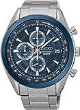 Seiko Mens Chronograph Analog Business Quartz Watch (Imported) SSB177P1