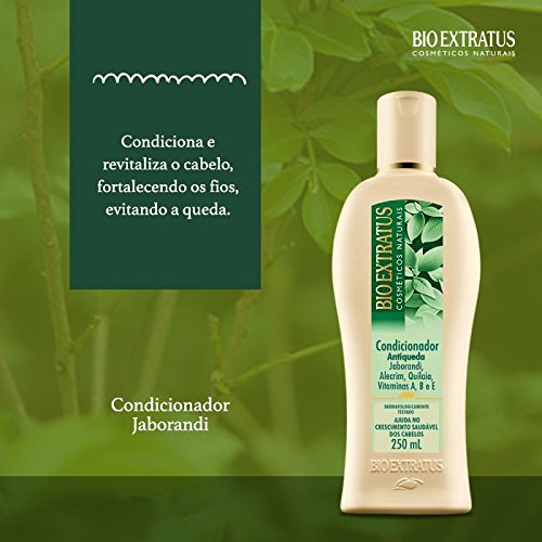 Amazon.com : Linha Jaborandi Bio Extratus - Banho de Creme Hidratacao Antiqueda 1000 Gr - (Bio Extratus Jaborandi Collection - Anti-Fall Hydration Cream ...