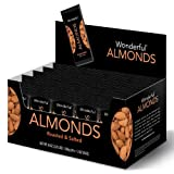 Wonderful Almonds Roasted and Salted 24 Packs each1.5oz