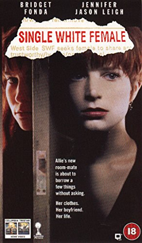 Single White Female [Alemania] [VHS]: Amazon.es: Bridget ...