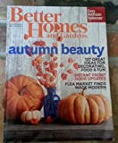 Better Homes and Gardens Magazine (October, 2014)