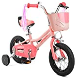 "Best Bike With Training Wheels - Retrospec Koda Kids Bike with Training Wheels, 12"" Review"