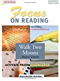 Walk Two Moons Reading Guide, Marshall K. Hall, 1599051265