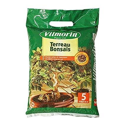 Vilmorin - Mantillo Bonsai Vilmorin la bolsa de 5 litros