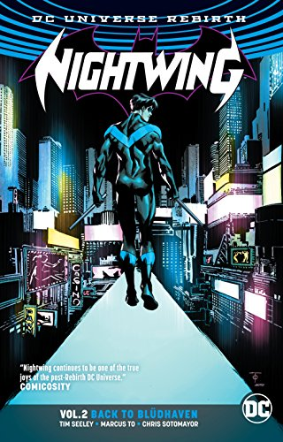 Nightwing Vol. 2: Back to Bldhaven (Rebirth)