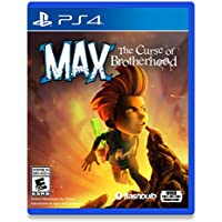Max: The Curse of The Brotherhood PS4