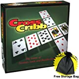 CrossCrib: Game of Strategy, luck and double-cross with free storage bag