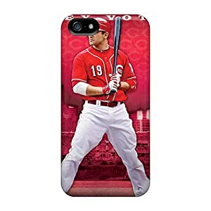Durable Protector Case Cover With Player Action Shots Hot Design For iphone 5c