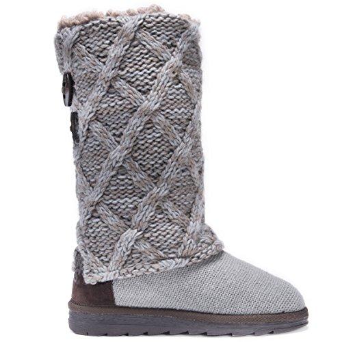 Mukluks Women's Muk LUKS Shawna Fashion Boot Grey gP8jI9PSdy